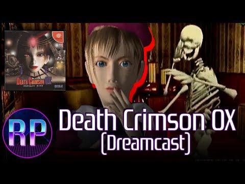 Death Crimson OX Sega Dreamcast  A Mean Macn Cheese