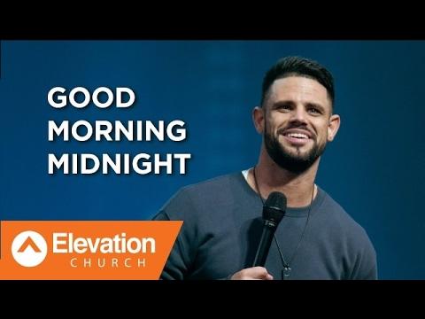 Видеозапись Стивен Фуртик -  Доброе утро полночь | Проповедь (2017)