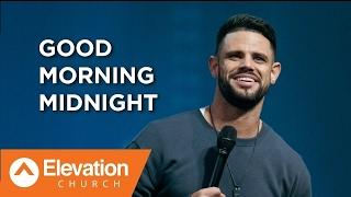 Стивен Фуртик -  Доброе утро полночь! | Проповедь (2017)