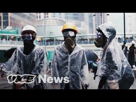 Hong Kong Protestors Seeking Asylum In the West