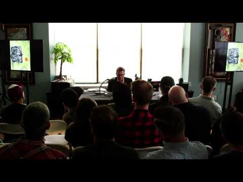 """Kings Avenue Tattoo Presents Don Ed Hardy's """"Pictures Of The Gone World"""" Lecture Day 1"""