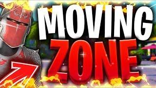 Fortnite MOOVING ZONE VENEZ CODE creator BOU-ARMY