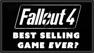 Fallout 4: BEST SELLING GAME EVER? - Dude Soup Podcast #35