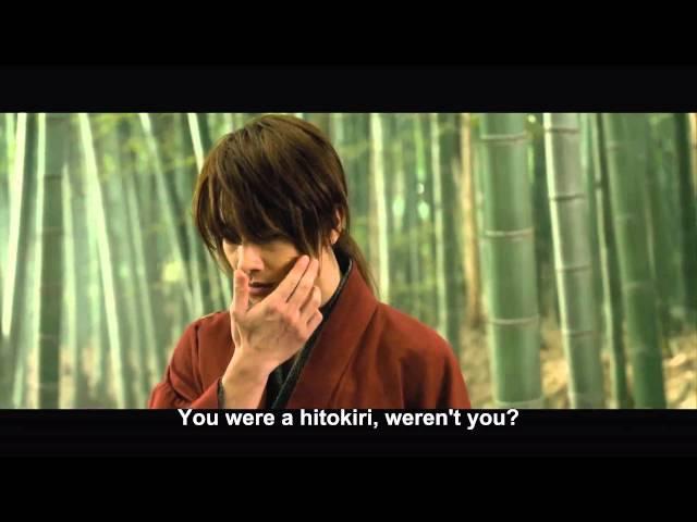 Rurouni Kenshin ( 2012 ) ENG SUB Trailer