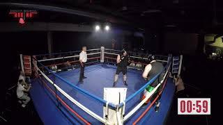 Strictly Business Boxing XVI - Liam McTiernan VS Michael Furey