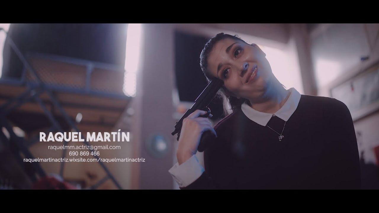 Raquel Martín Videobook 2020
