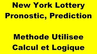New York Lottery - Numbers to Win - Win 4 Midday 30.06.17