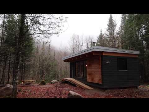 Cabin and Hiking   Parc National de la Jacques-Cartier