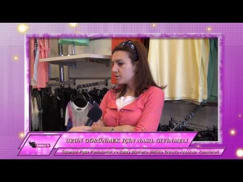 [KadincaTv.com] Uzun Görünmek İçin Nasıl Giyinmeli