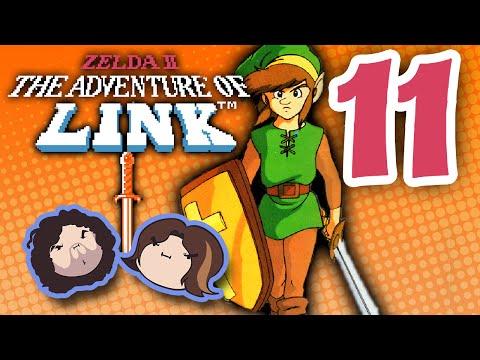 Zelda II: The Adventure Of Link: Like a Rock - PART 11 - Game Grumps