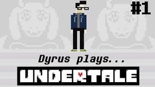 Dyrus plays Undertale - Highlights #1 thumbnail