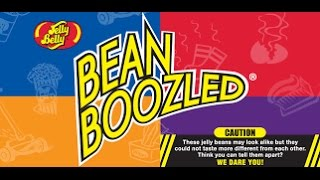 BEAN BOZZLE CHALLENGE WITH MY COUSIN