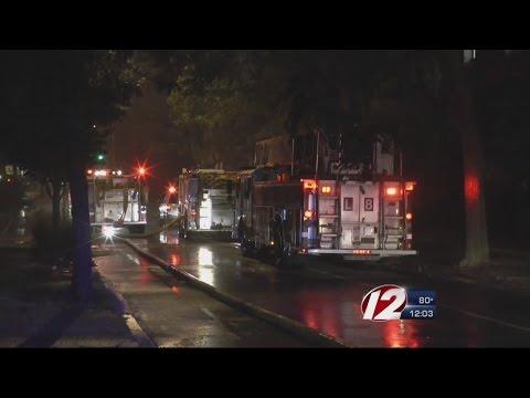 Fire breaks out inside Wheeler School overnight