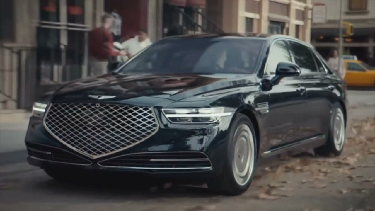 2020 genesis g90 the style and luxury of the flagship sedan youtube. Black Bedroom Furniture Sets. Home Design Ideas