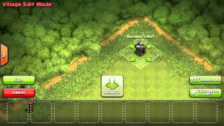 Clash of clans builder hut glitch