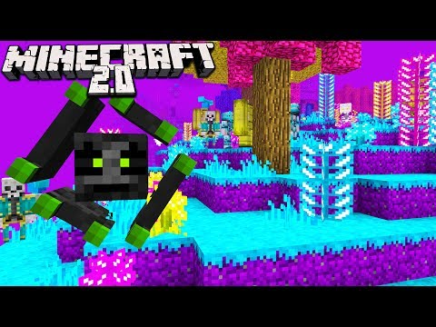 IS THIS MINECRAFT 2!? (TOP SECRET)