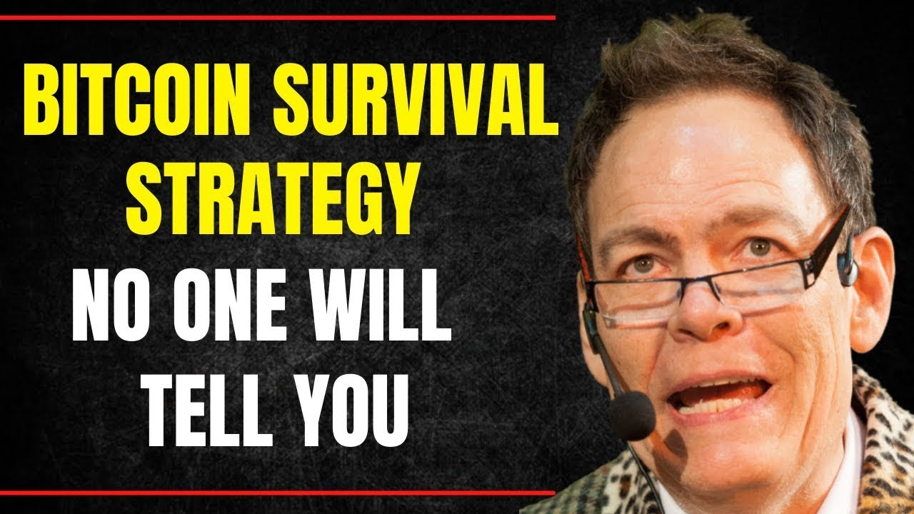 Max Keiser: DO THIS To Survive the Coming Market Crash!!! | Bitcoin Prediction | Everything ...