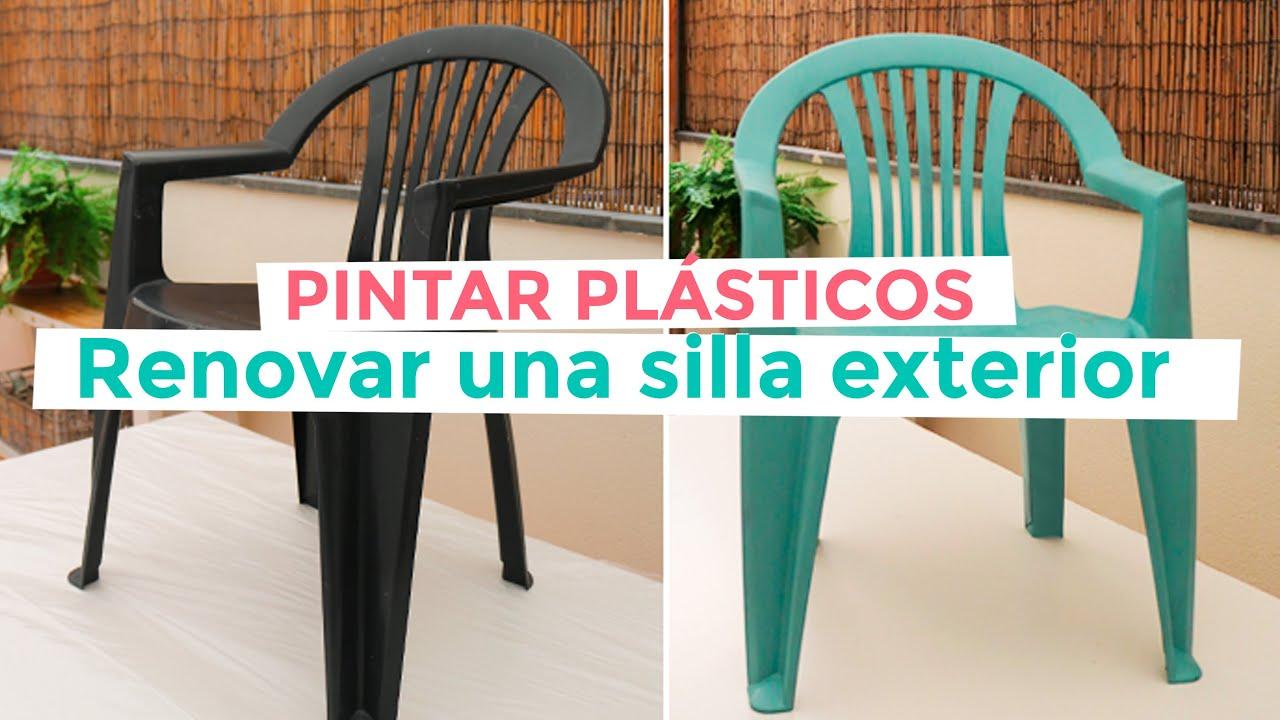 Pintar plástico: te contamos el secreto