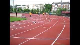 Артёмовск 15.05.2015 бег 200 метров