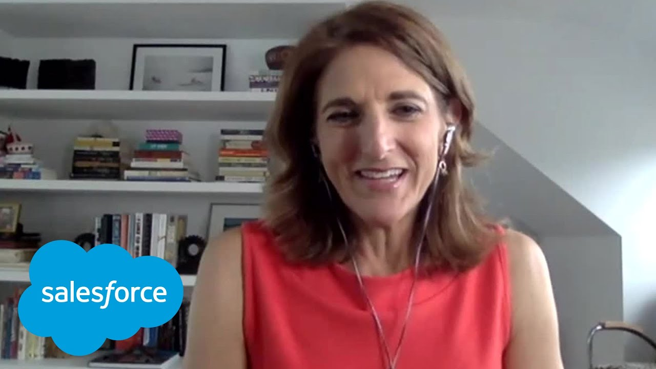 Navigating Your Money amid a Pandemic with Jill Schlesinger | B-Well Together | Salesforce
