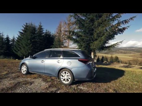 Test: Toyota Auris Hybrid Touring Sports