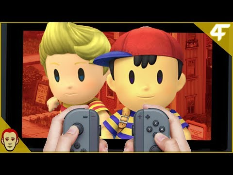 How to Modernize Earthbound / Mother for Nintendo Switch