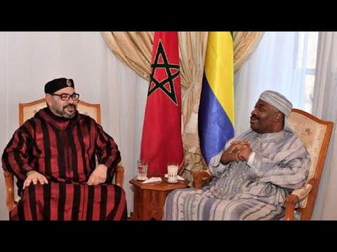 Morocco king visits Gabon president in Rabat hospital