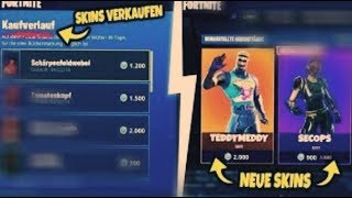 SKINS RE SALE+NEW GRANATE!! Abozocken on Ps4 and PC!! Fortnite Battle Royale English!!