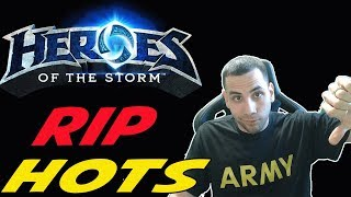 💢 RIP HEROES OF THE STORM - Blizzard pulls the plug 💢
