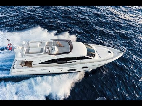SEDA   Luxury Flybridge Yacht for Charter   Ferretti 690   Yachts Invest