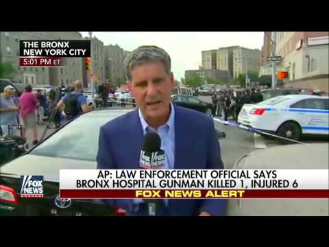 Political Forum G50 : Doctor Opens Fire at Bronx Hospital, Killing Woman and Wounding 6 Others