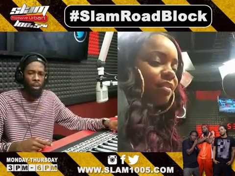 "The #SlamRoadBlock Boyz Interview Lil Bitts About ""Work"""