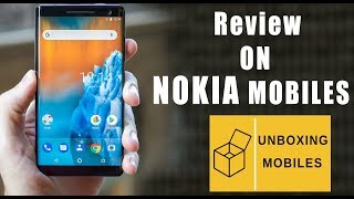 Nokia Smartphone features || Unboxing Mobiles Review | Suman TV Tech