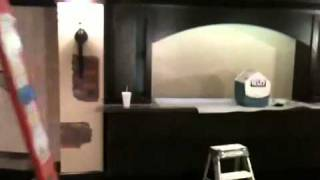 Wine Cellar: Cabinet And Woodwork Installation
