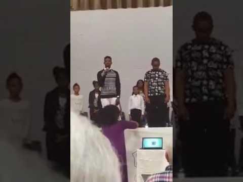 Glory by Bassfield High School Choir