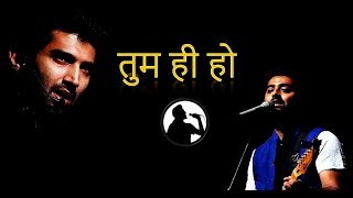 tum hi ho karaoke hindi full song with scrolling lyrics हिंदी