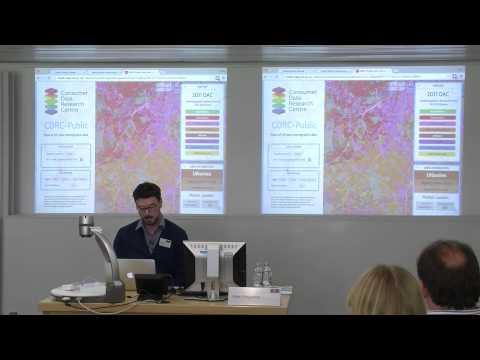 Developments in Spatial Data Visualisation