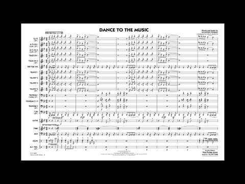 Dance to the Music by Sylvester Stewart/arr. Paul Murtha