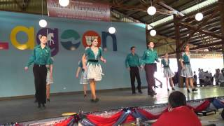 Footworks Young Adult Dance Team at Nationals 2012 Down on the Farm