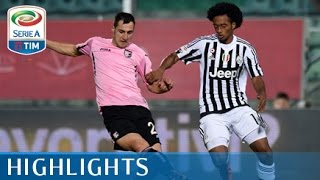 Video Gol Pertandingan Palermo vs Juventus