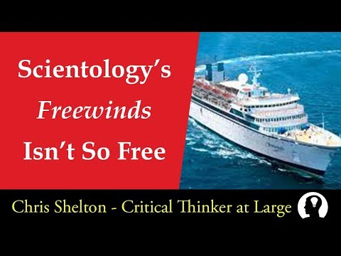 Scientology's Freewinds is Not So Free After All ft. Leah Farrow