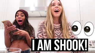 YAY NEW VLOG! I AM SHOOK! + TEALA REACTS TO OUR HOUSE! Order LIFE U...