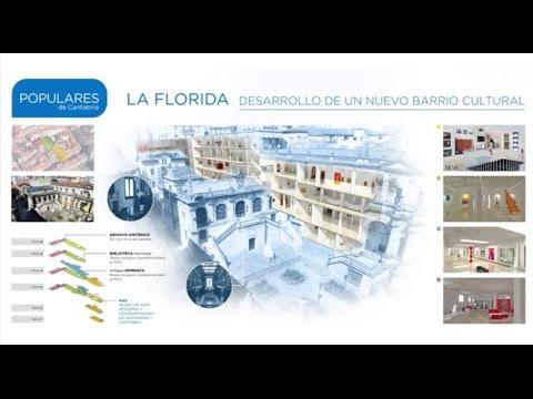 La Florida. Desarrollo de un barrio cultural