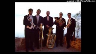 Cilento Brass Quintet : Gabrieli - Canzona per Sonare n 1 La Spiritata