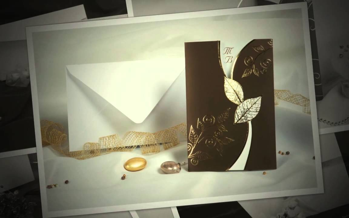 Afghan Wedding Invitation Cards - Karte Aroosi - YouTube