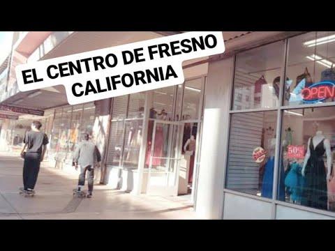 FULTON MALL FRESNO CALIFORNIA 2019