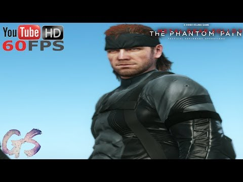 MGS2 Solid Snake Sneaking Suit MOD I Metal Gear Solid V: The Phantom Pain