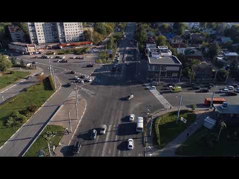 DSS2 г  Нижний Новгород пл  Советская, по напралению движения в сторону ул  Белинского, перед светоф