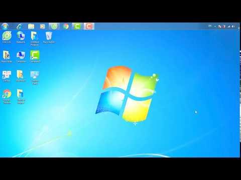 Cách Di Chuyển Thanh Taskbar Trên Windows 7