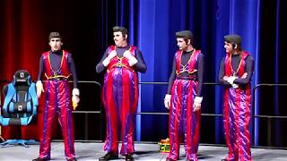 We Are Number One But They're [Bad] Cosplayers